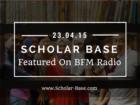 Scholar Base Featureed on BFM