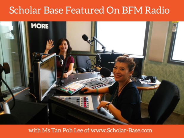 Scholar Base Tan Poh Lee on BFM